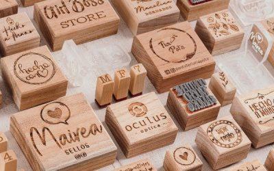 Cómo hacer sellos personalizados