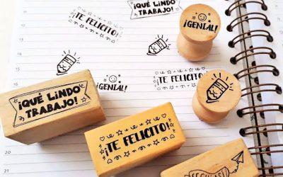 Venta de Sellos personalizados de madera